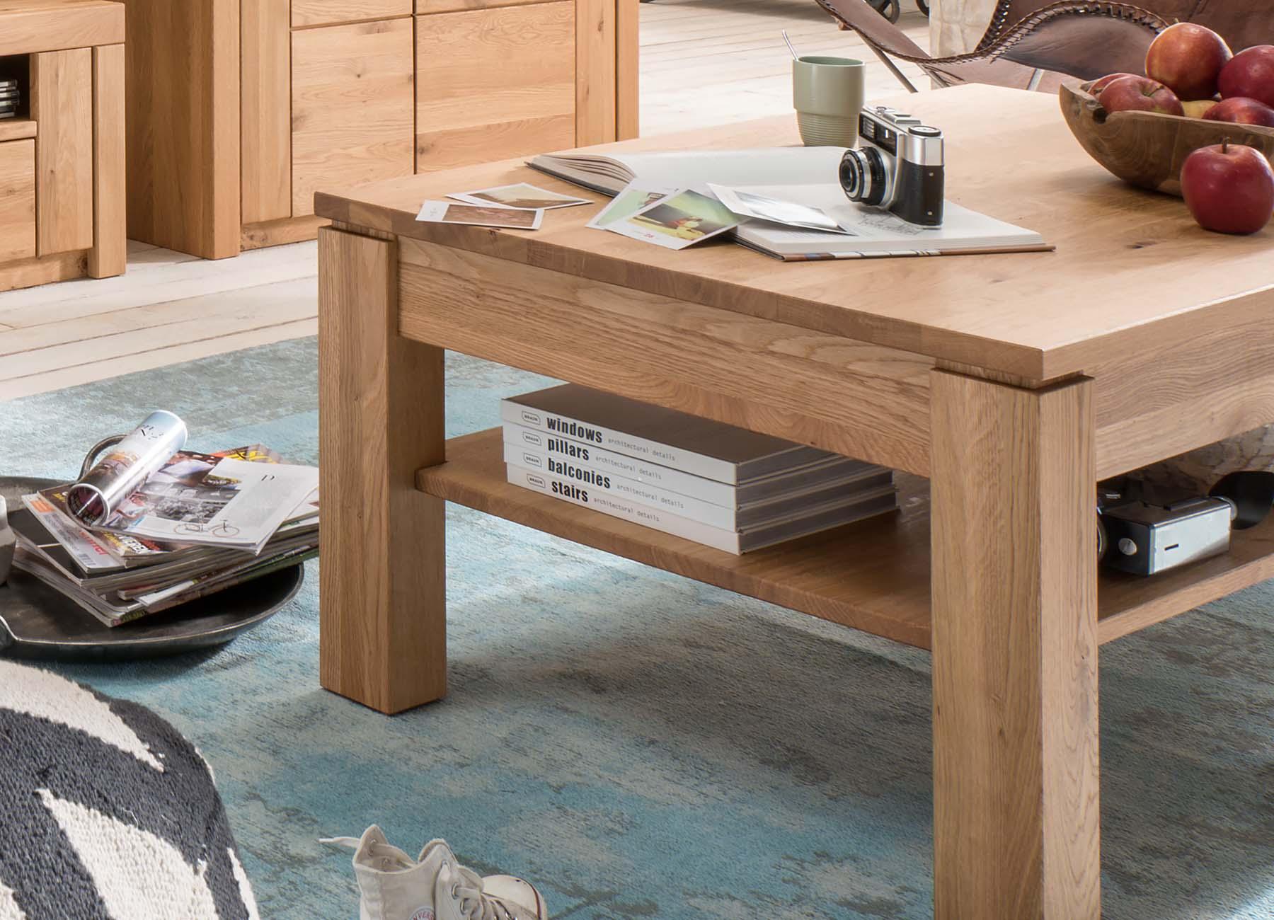 Couchtische, Wohnzimmertische: Massivholz  Möbel Markmann